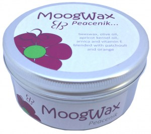 MoogWax Massage Wax Peacenik